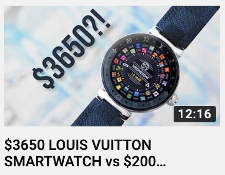 YouTube image text