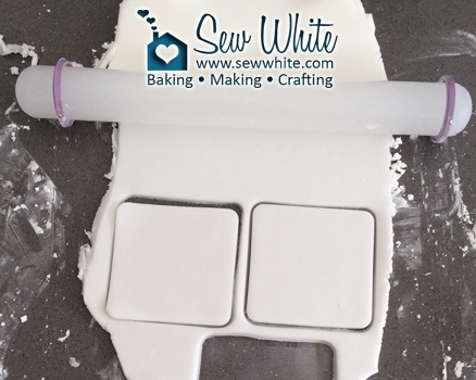 Sew White Bruce Springsteen album cover biscuits 3