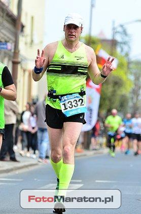 Maraton Dariusz Dzieszuk