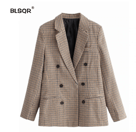 winter feminine coat for women
