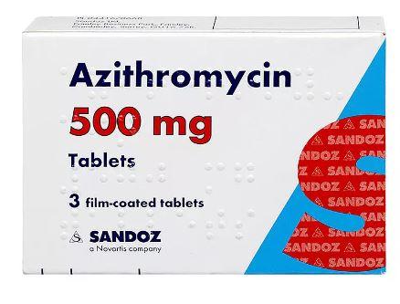 Azithromycin For Coronavirus