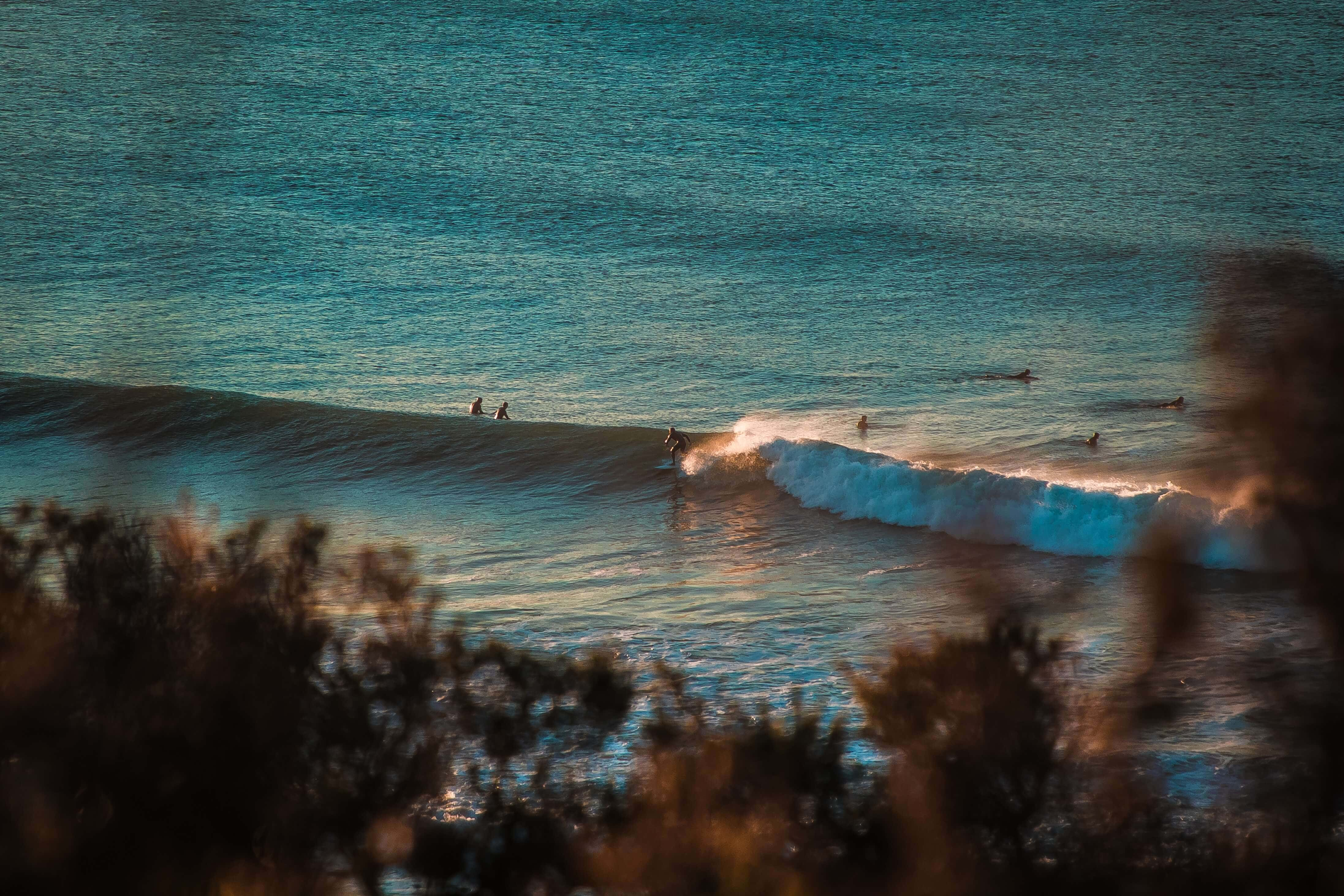 Bells beach Australia on the Great Ocean Road Trip