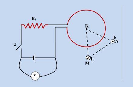 Επαναληπτικό διαγώνισμα στον ηλεκτρομαγνητισμό