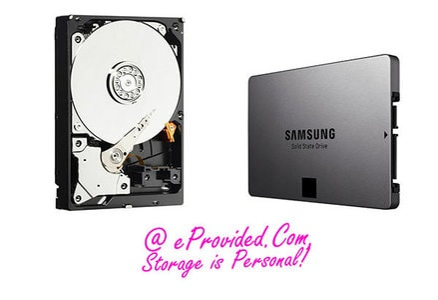 Solid State Drives Versus Hard Disk Drives