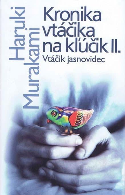 Alexander Plencner Krehké svety: Harukiho Murakamiho