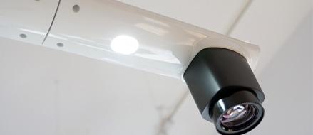 lampe visualiseur