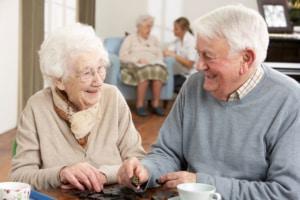 Организация питания для пожилых людей