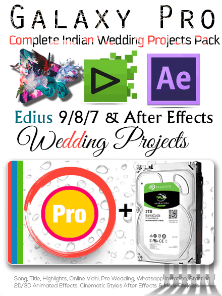 Adobe After Effects Wedding Projects 5
