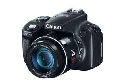mejor marca de camaras digitales - canon