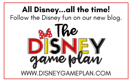Disney Game Plan Logo www.disneygameplan.com Disney Planning Tips