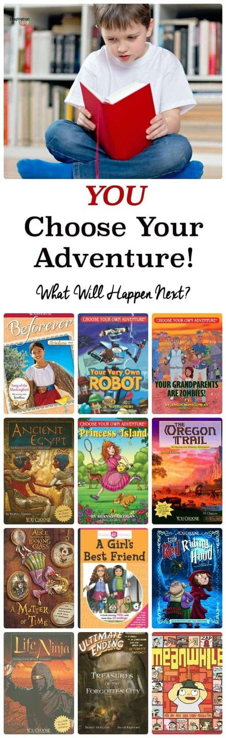 The Best Choose Your Own Adventure Books (That Will Get Kids Reading)