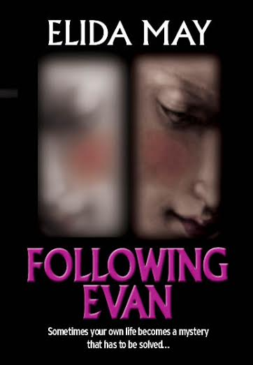 Following Evan by Elida May - book cover