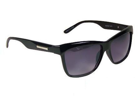 Wayfarer Luxury (svart) - Wayfarer solbrille