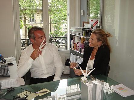 With Christophe Raynaud 2