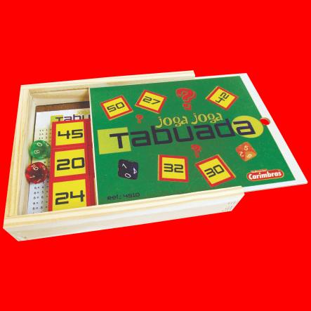 joga joga tabuada carimbras