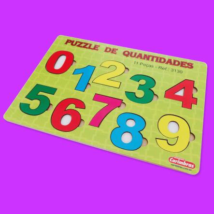 puzzle quantidades carimbras