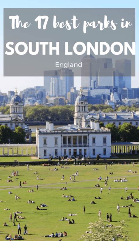 The 17 best parks in south London, England. Discover our favourite green spaces in South London.