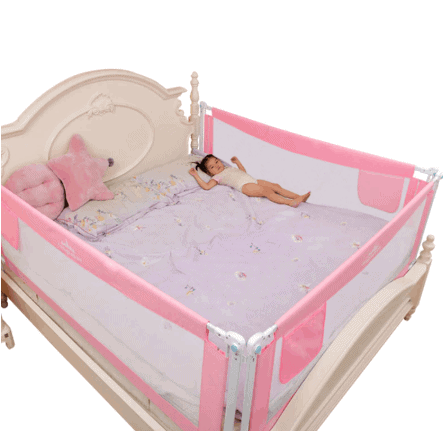 Baby Bed Fence Kids playpen Safety Gate