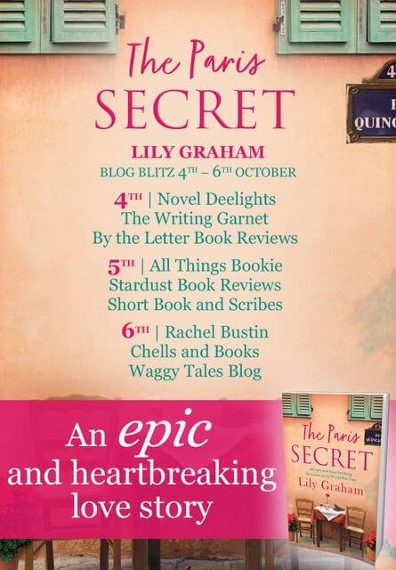 he Paris Secret - Blog Tour