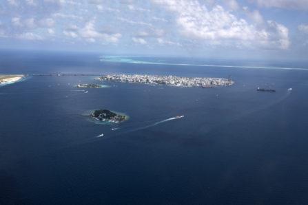 Arrival St Regis Vommuuli Island Maldives