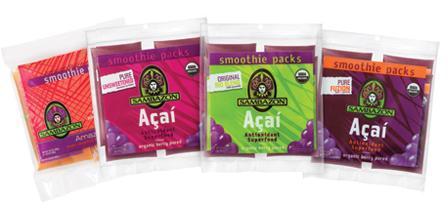 Sambazon Acai Smoothie Packs