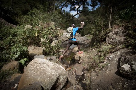 tanzania trail running