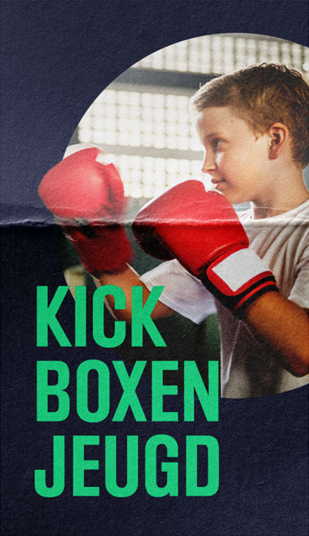 Kickboksen jeugd