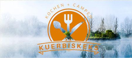 Kuerbiskeks - Kochen & Campen