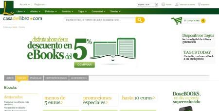 la casa del libro - ebooks