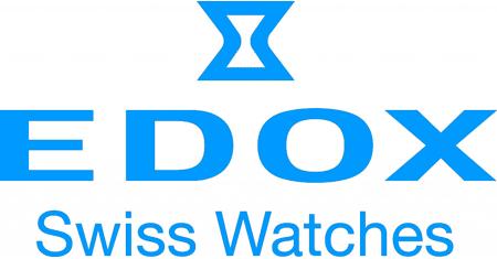 Edox Logo Swiss watches