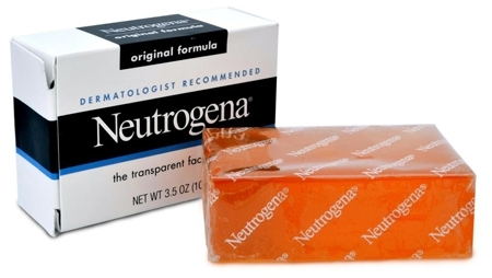 Neutrogena Original Original Gentle Facial Cleansing Bar  | 40plusstyle.com