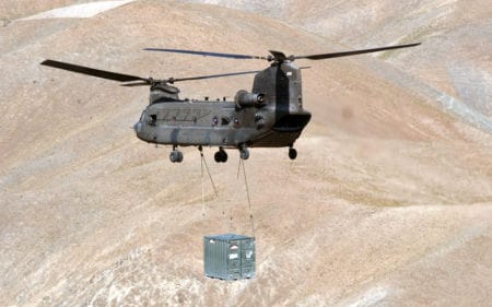 US Army Boeing CH-47 Chinook - flyvere.dk