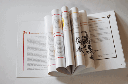 Giấy mỹ thuật để in catalog