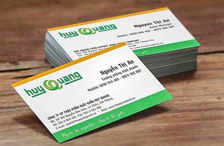 In card visit lấy ngay giá rẻ