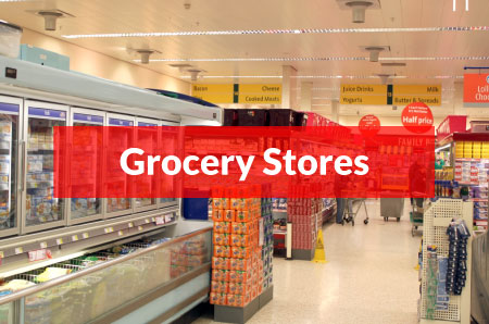 Airius Fans For Retail Grocery Stores