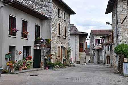 Green roads in France