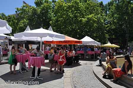 rheingau wine festival frankfurt