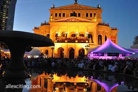 Wine festival Frankfurt