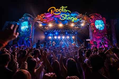 roots stage earth garden festival malta