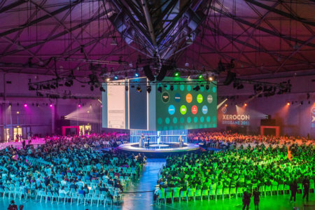 keynote speaker at Xerocon