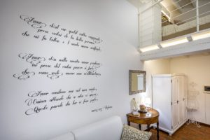 interior design appartamenti firenze