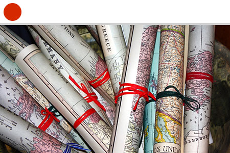 Homeschool Geography - All About Maps