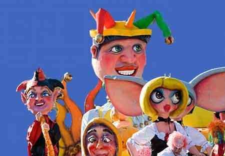 carnival in nice