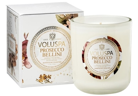 Voluspa candle | 40plusstyle.com