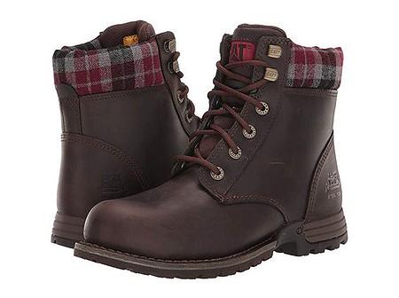 Best women's work boots for concrete floors