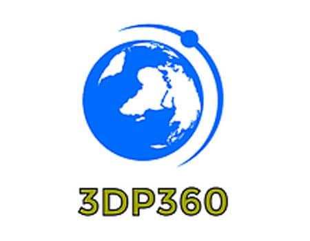 3d Printing 360 logo