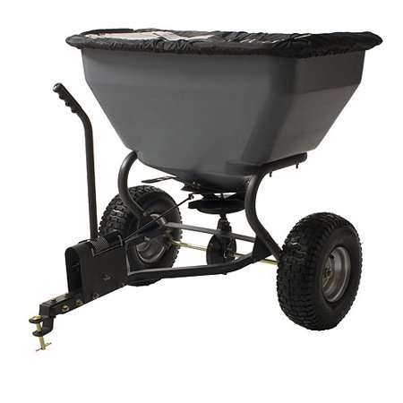 Precision Products – 200-Pound Tow Behind Broadcast Spreader