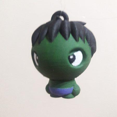 Hulk – Estilo Funko – Llavero