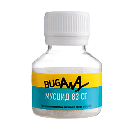 BugAway Мусцид против мухи