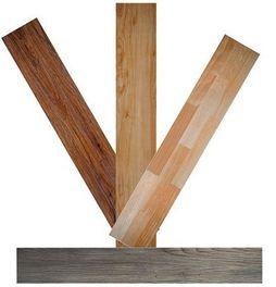 "Self Adhesive Vinyl Floor Planks, 6"" x 36"" 10pc Per Box (15 sq. ft.)"